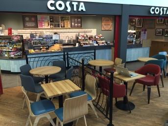 Costa Refresh, Rotherham